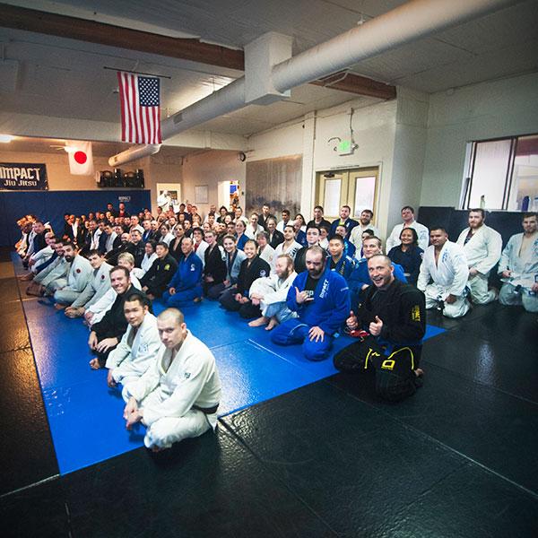 History – Impact Jiu Jitsu